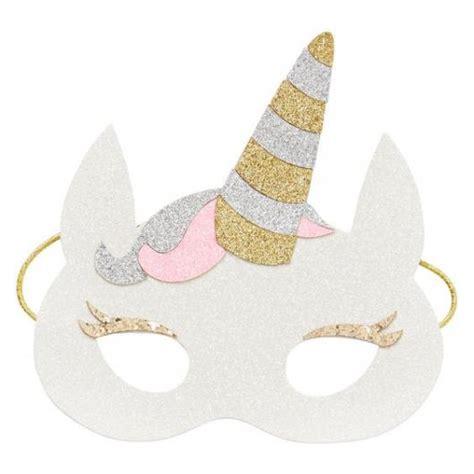 unicorn mask pattern m 225 scara de unic 243 rnio 30 ideias maravilhosas passo a