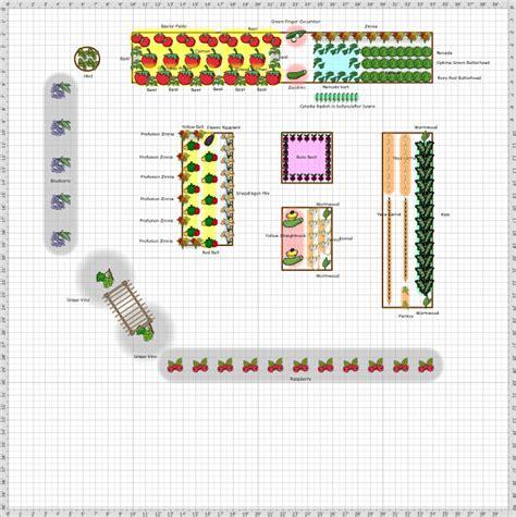 Earth Garden Planner by Garden Plan 2016 Camilleri