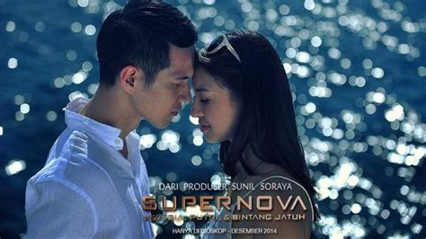Novel Supernova Ksatria Putri Dan Bintang Jatuh Lestari 10 romantis indonesia terbaik yang bakal bikin baper