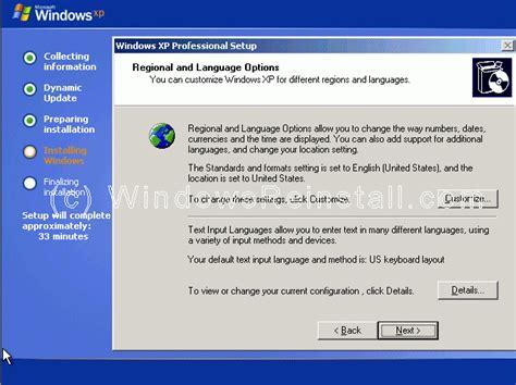 format hard drive and reinstall windows xp blog archives filesarizona