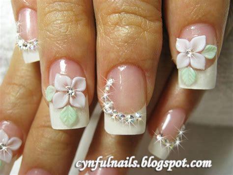 38 adorable 3d flower nail designs ideas 2015