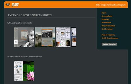 web layout gimp ilmu pengetahuan 3 aplikasi open source untuk web design