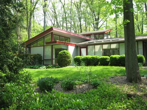 mid century modern houses braxton and yancey mid century modern homes