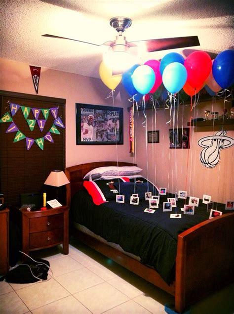birthday surprise for boyfriend 21st birthday 21