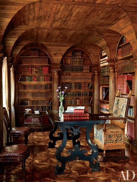 library near home famous interior designers in milan studio peregalli