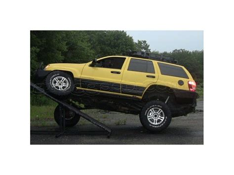jeep lift kit box jeep grand wj wg 6 5 quot lift kit suspension