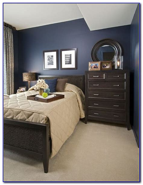 navy blue and brown bedroom navy blue and brown bedroom bedroom home design ideas