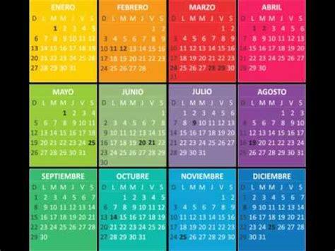Calendario 2015 Per Whatsapp Calendario 2016 Mes A Mes Calendario Puro Pelo