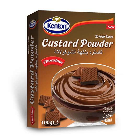 Strawberry Powder 250gr custard powder