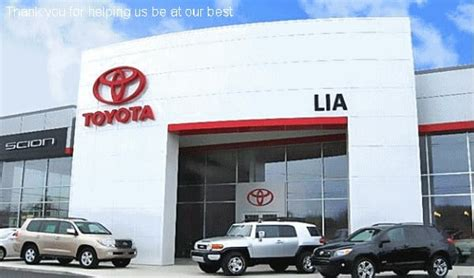Lia Toyota Service Coupons Lia Toyota Of Northton Car Dealers Northton Ma