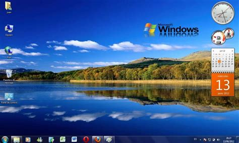 escritorio windows 7 para windows 8 instalar y configurar windows 7 elsoftwarelibre