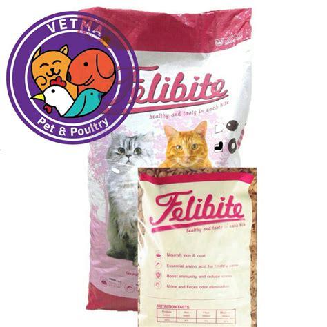 Felibite 8 Kg By Mahirapet pakan kucing felibite bentuk donat repack 1 kg murah