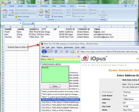 imacros tutorial form 100 excel macro vba tip 22 how to send emails from