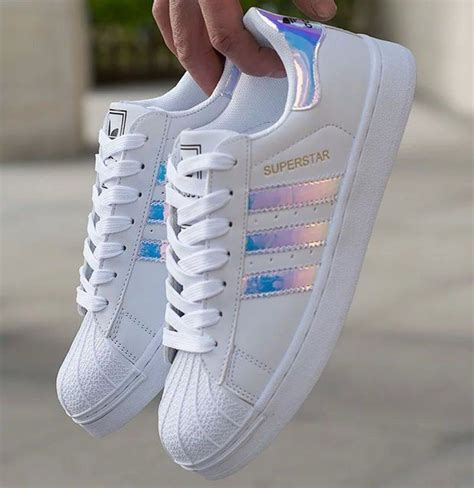 trendy sneakers 2017 2018 adidas fashion reflective shell toe flats sneakers sport shoes