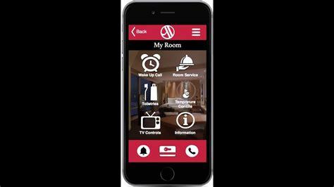 marriott mobile app marriott mobile app my room