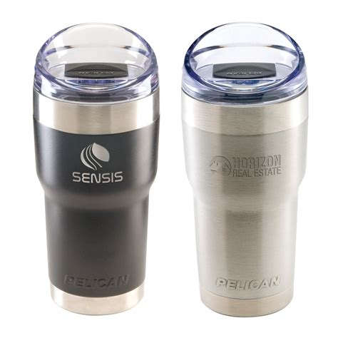 tumbler for hot and cold drinks pelican traveler 22 oz hot cold tumbler sovrano gifts