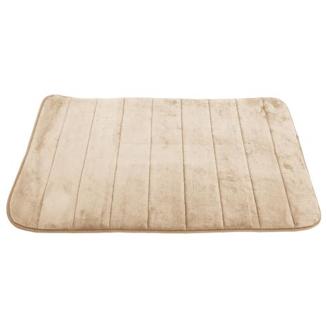 Luxury Bath Mats And Rugs by Luxury Non Slip Soft Modern Memory Foam Bathroom Bath Mat Rug 7 Colors Ebay