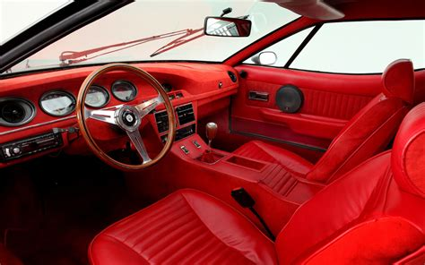 1975 Maserati Merak By Saurer Interior Dashboard Photo 6