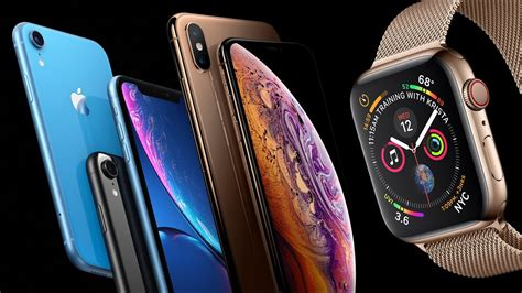 iphone xr xs xs max released