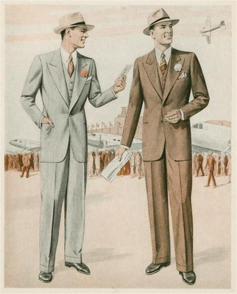 1940s mens fashion noir suits chang e 3