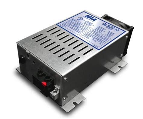 Battery Charger 24vdc 15 Ere Automatis Cut Iota Dls 27 15 24 Volt 15 Automatic Battery Charger