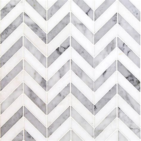 talon white carrara and thassos marble tile tilebar com