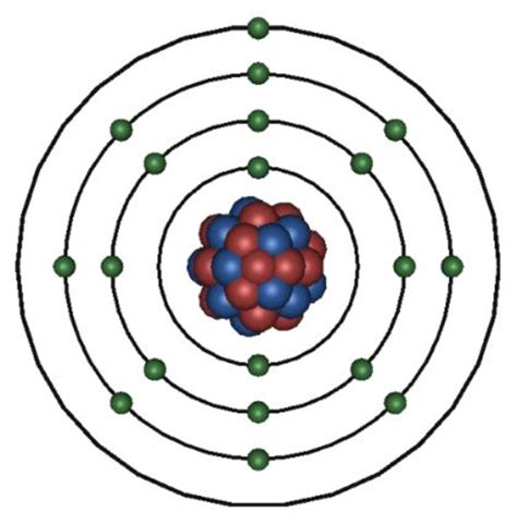 diagram of potassium atom gallery for gt potassium atom model 3d science