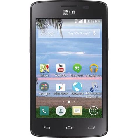 tracfone android tracfone lg android prepaid smartphone walmart