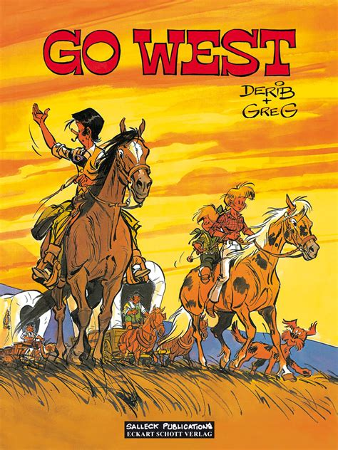 Go West salleck publications go west