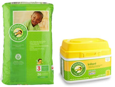 comforts for baby hot free baby formula wipes diapers kroger coupons