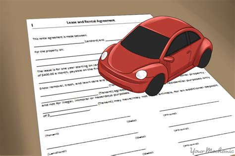 how to lease a car in how to get your car ready for lease inspection
