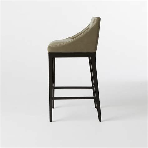 Curved Bar Counter Curved Bar Counter Stools West Elm