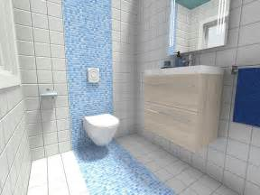 10 small bathroom ideas that work roomsketcher blog pixilated bathroom design made with custom mosaic tile