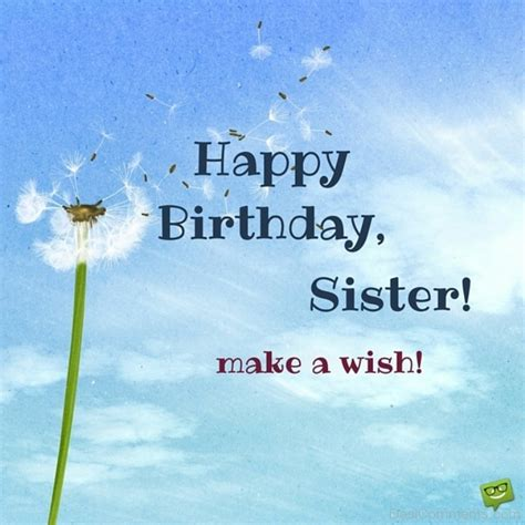 How To Wish Happy Birthday On Birthday Wishes For Sister Pictures Images Graphics For