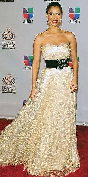 celebrity style gowns jocelyn sanchez hispanic celebrities fashion evening