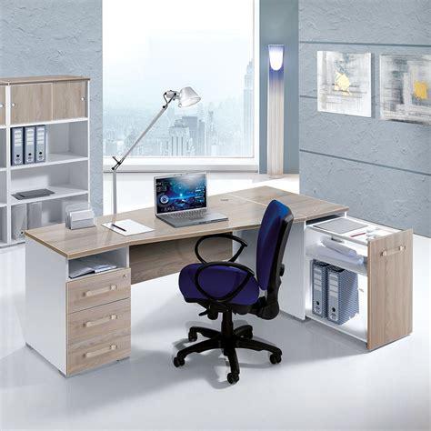 scrivania estraibile scrivania fianco melaminico cassettiera fissa base