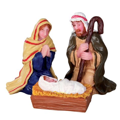 lemax nativity figurine set of 3 32124 bosworths