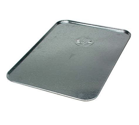 under drip tray hopkins flotool 11430 galvanized drip tray 36 x 25 large