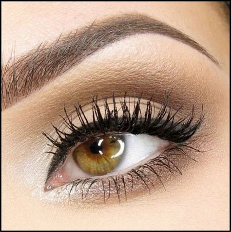 makeup tutorial natural look for hazel eyes easy steps for creating a natural smokey eye perfect for