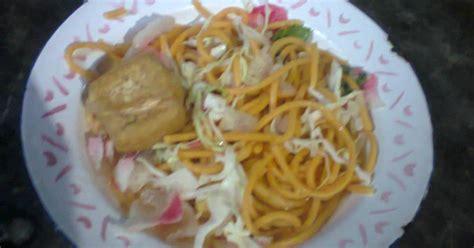 Cabe Bubuk Babas 128 resep mie kuning kuah enak dan sederhana cookpad