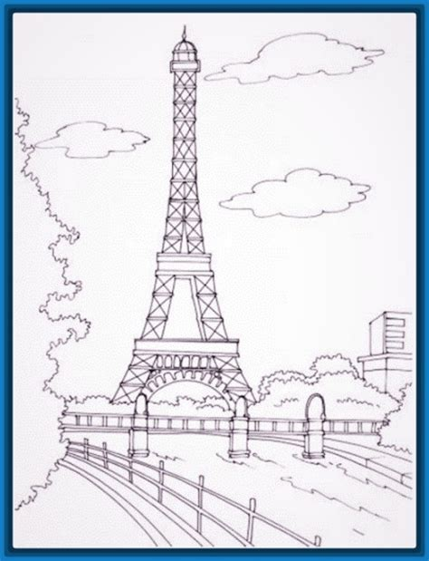 imagenes de paisajes sencillos para dibujar paisajes para dibujar archivos dibujos faciles de hacer