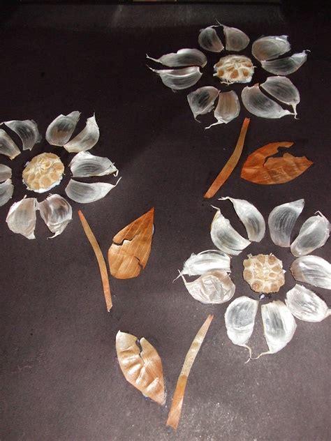 Hiasan Dinding Bunga Dekoratif Btot 1 bunga dari kulit bawang dianeyuyie s