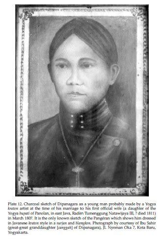 biography pahlawan diponegoro biografi terkait diponegoro situs web kepustakaan
