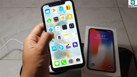 review hdc iphone xs max real  ram gbgb real face