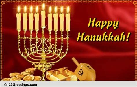 Send Happy Hanukkah Wishes. Free Happy Hanukkah eCards