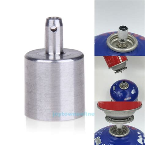 Adapter Refill Tabung Gas Butane gas refill adapter outdoor cing stove cylinder accessories butane canister ebay