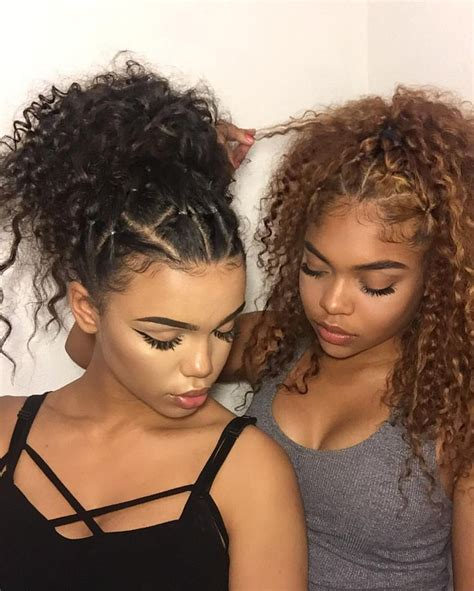 Naturally Curly Hair Types by Best 25 Curly Hairstyles Ideas On Hairstyles