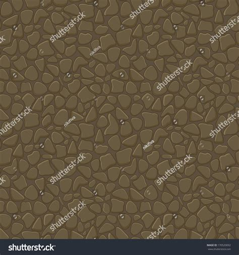 seamless pattern stone seamless pattern of stone wall vector illustration
