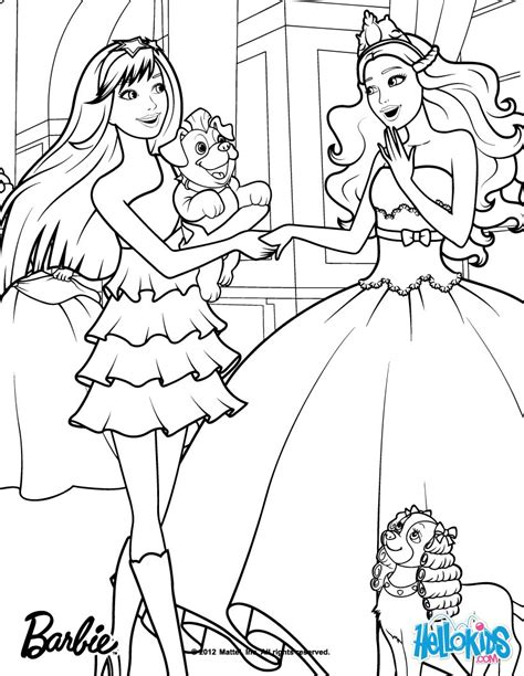 Tori and keira's pets coloring pages   Hellokids.com