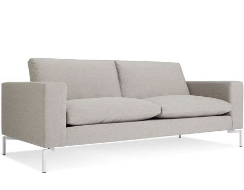 sofa 78 inches wide standard 78 quot sofa hivemodern com